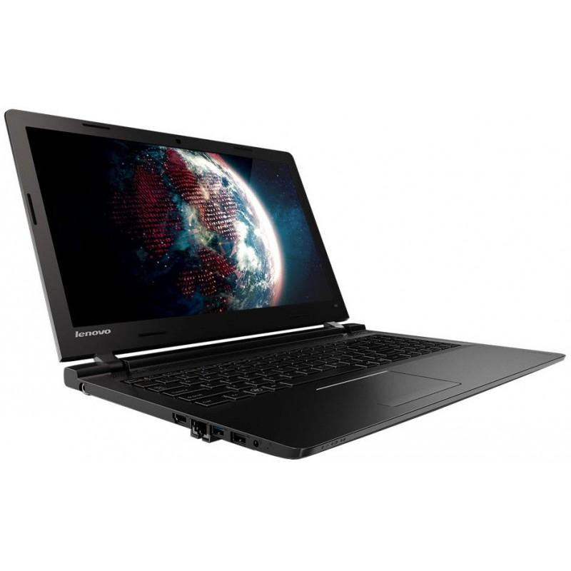 Pc Portable Lenovo Ideapad 100-15IBD / i3 5é Gén / 4 Go / Noir