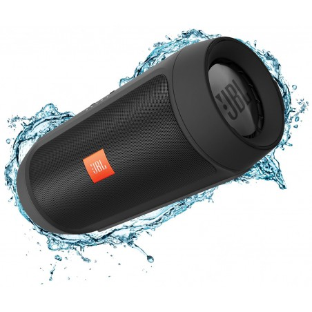 Enceinte portable JBL Charge 2+ Splashproof Bluetooth / Noir