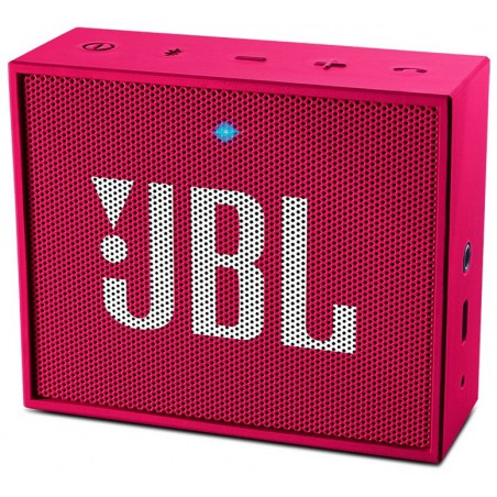 Haut Parleur Portable Bluetooth JBL GO / Rose