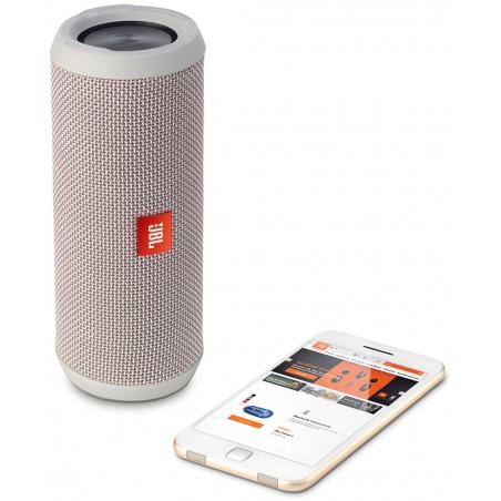 Haut Parleur Portable Bluetooth JBL Flip 3 / Gris