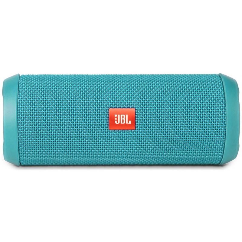 haut parleur portable bluetooth jbl flip 3 turquoise. Black Bedroom Furniture Sets. Home Design Ideas
