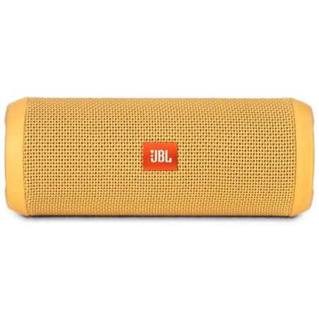 Haut Parleur Portable Bluetooth JBL Flip 3 / Jaune