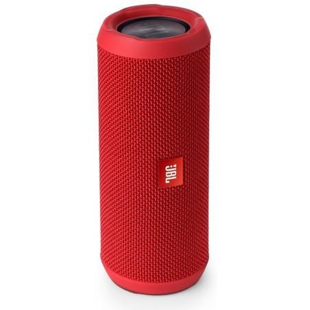 Haut Parleur Portable Bluetooth JBL Flip 3 / Rouge