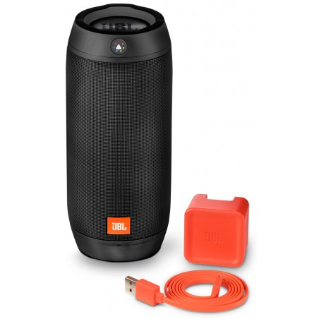 Enceinte portable splashproof Bluetooth JBL Pulse 2 / Noir