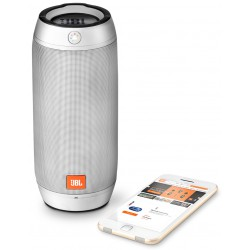 Enceinte portable splashproof Bluetooth JBL Pulse 2 / Argent