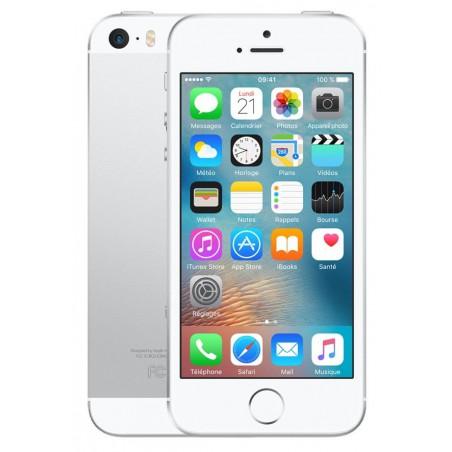 Téléphone portable Apple iPhone SE / 64 Go / Silver