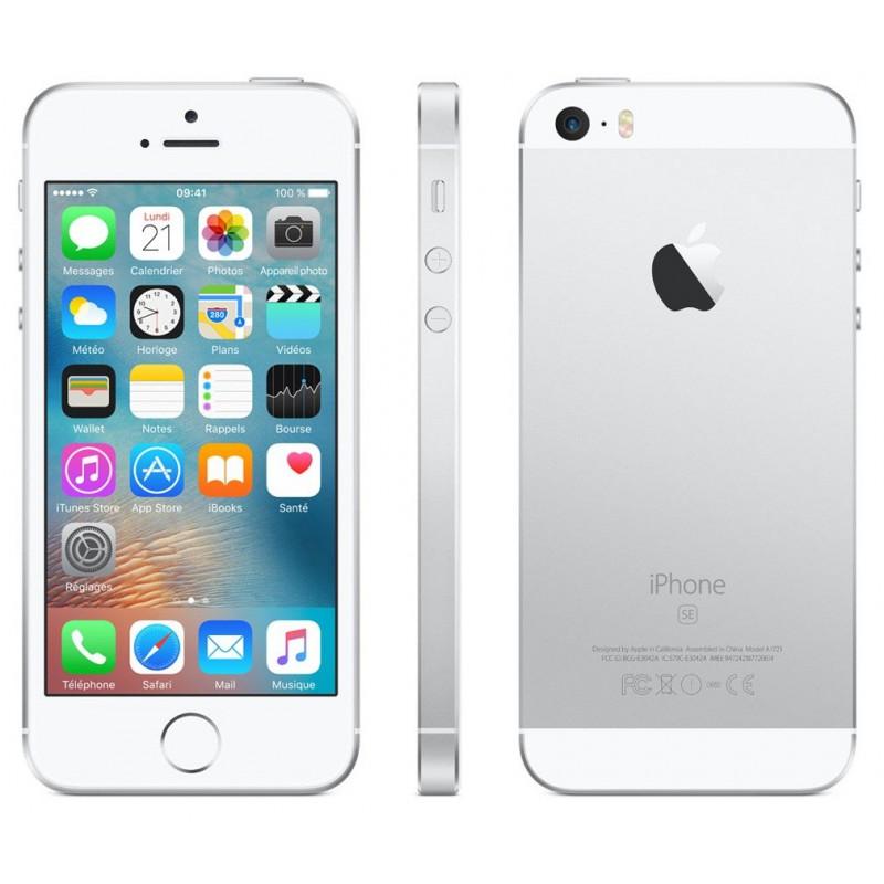 Téléphone portable Apple iPhone SE / 16 Go / Silver