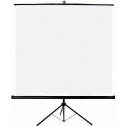 Ecran de projection Triped 200 x 200