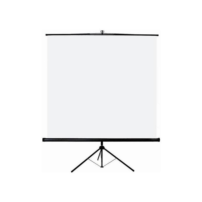 Ecran de projection Triped 244 x 244 cm