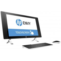 Pc de bureau All-in-One HP ENVY 27-p001nk / i7 6è Gén + Licence BitDefender 1 an