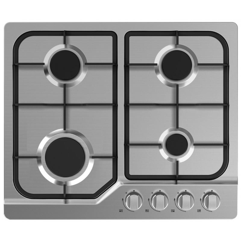Plaque de cuisson encastrable Midea 4 Feux / 60cm / Inox