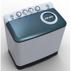 Machine à laver semi automatique MIDEA 9 Kg - MTE-90P501Q