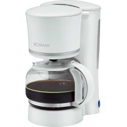 Cafetière filtre Bomann KA1575 / Blanc
