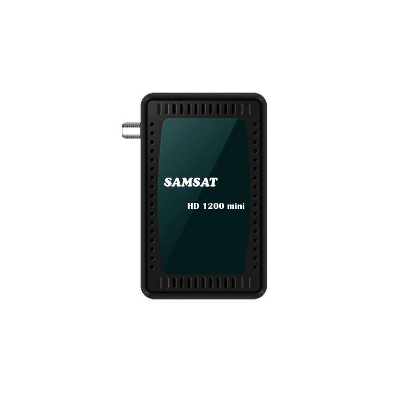 Récepteur Samsat HD 1200 Mini