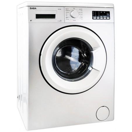 Machine à laver Automatique Saba SE1042 / 5 Kg / Blanc