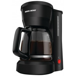 Cafetière Black + Decker DCM25-B5