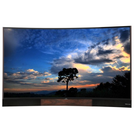 "Téléviseur TCL LED 65"" Smart Curved Android UHD Wifi"