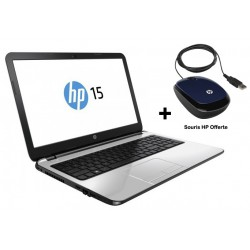 Pc portable HP 15-ac105nk / i3 5è Gén / 8 Go