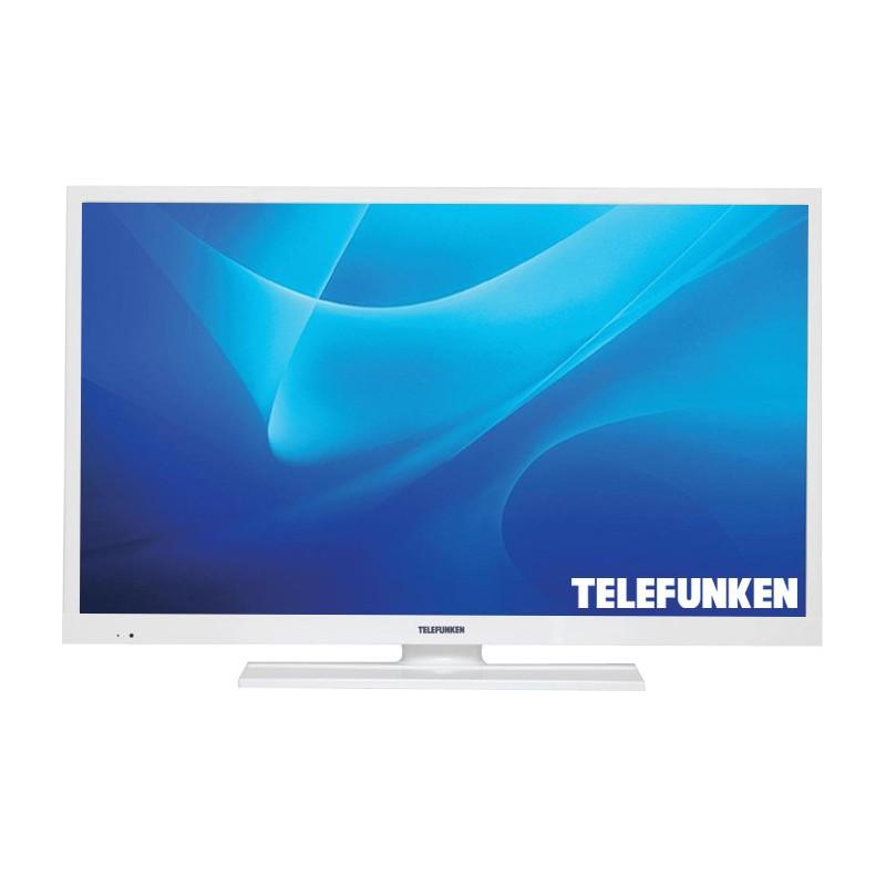 Téléviseur TELEFUNKEN TLF265 32'' HD LED / Blanc