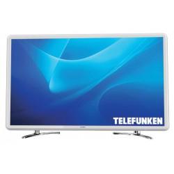 Téléviseur TELEFUNKEN E4600B 43'' Full HD LED / Blanc