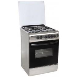 Cuisinière KLASS TG6640-I 4 Feux 60 x 60cm / Inox