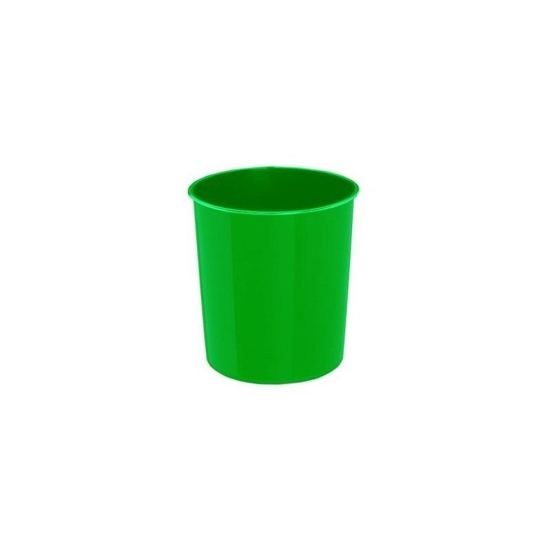 Corbeille à papier ARDA SUNRISE 20L / Vert