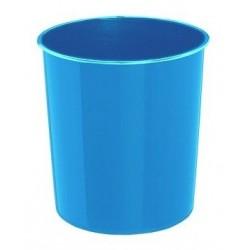 Corbeille à papier ARDA SUNRISE 20L / Turquoise