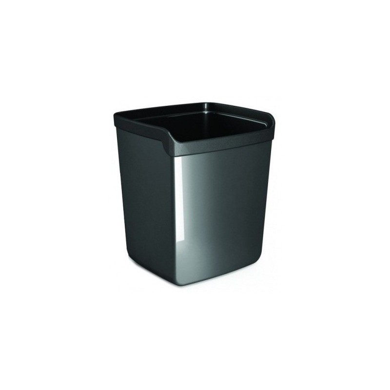 Corbeille à papier ARDA My Desk 15L / Noir