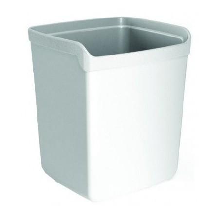 Corbeille à papier ARDA My Desk 15L / Blanc