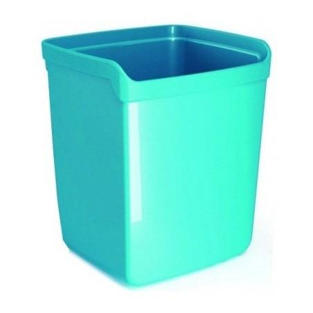 Corbeille à papier ARDA My Desk 15L / Turquoise