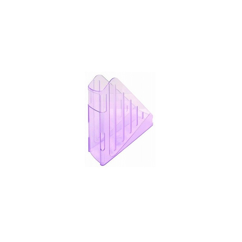 Porte Revue ARDA / Violet Transparent