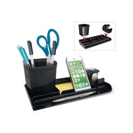Plumier de bureau ARDA My Desk / Noir