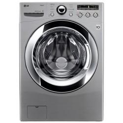 Machine à laver Automatique LG Lavante Séchante 6 Motion 15 Kg / Silver