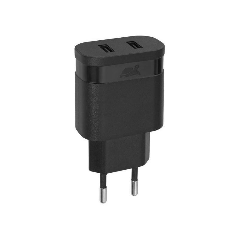 Adaptateur Secteur Rivapower VA4123 B00 EN (2 USB /3.4 A)