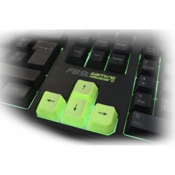 Clavier Gaming réctro-éclairé Keep Out F89PROE