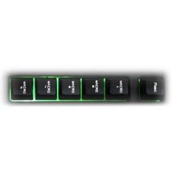 Clavier Gaming réctro-éclairé Keep Out F89PROE