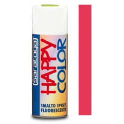 Peinture aérosol Fluorescent Saratoga Happy Color / Rose Lillas