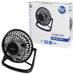 Ventilateur de Bureau Flexible avec Support 92 mm Arctic Breeze / Blanc