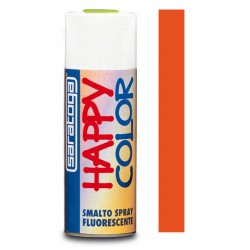Peinture aérosol Fluorescent Saratoga Happy Color / Orange