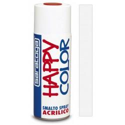 Peinture aérosol Acrylique Saratoga Happy Color / Blanc Electromenager