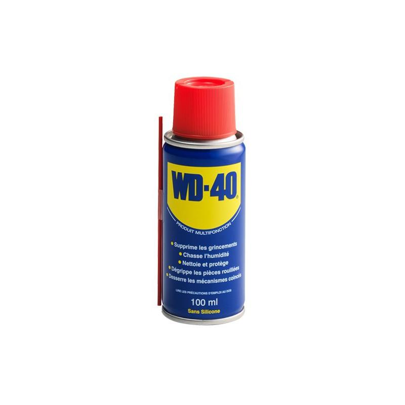 Huile multifonction Aérosol WD-40 / 100 ml