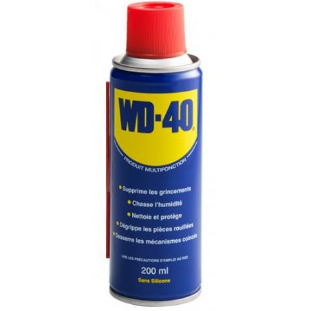 Huile multifonction Aérosol WD-40 / 200 ml