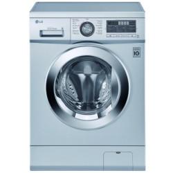 Machine à laver Automatique LG Lavante Séchante 6 Motion 8 Kg / Silver