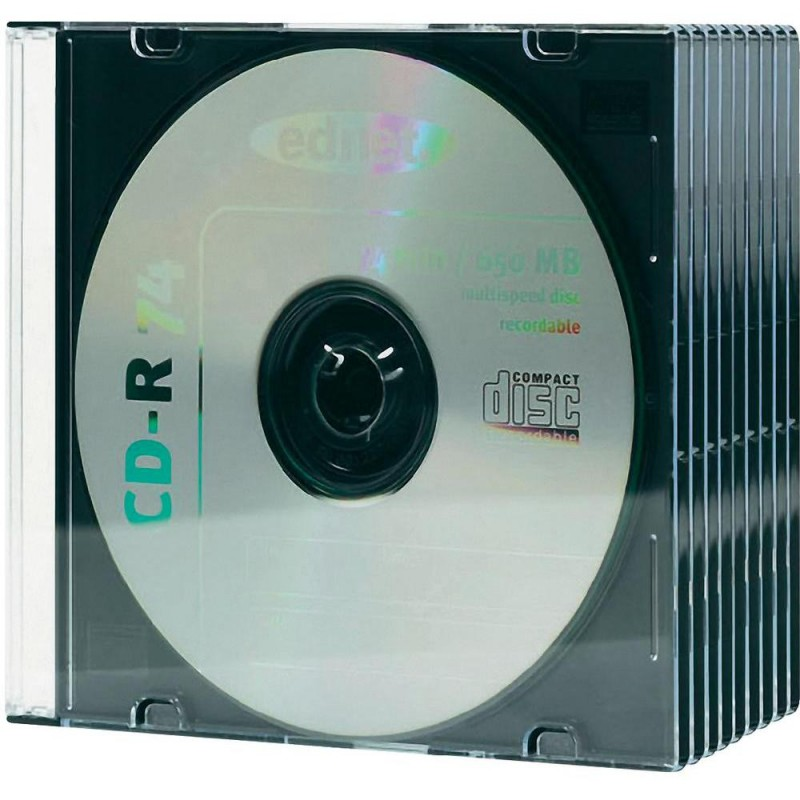 10xCaches pour CD/DVD