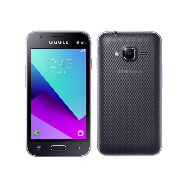 Téléphone Portable Samsung Galaxy J1 Mini Prime / 4G / Double SIM / Noir + SIM Offerte + Gratuité 15DT