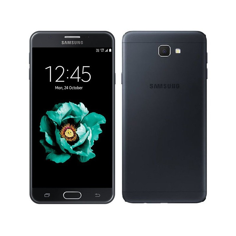 Téléphone Portable Samsung Galaxy J5 Prime / 4G / Double SIM / Noir + Gratuité 20Dt + SIM Offerte