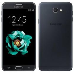 Téléphone Portable Samsung Galaxy J7 Prime / 4G / Double SIM / Noir + SIM Offerte