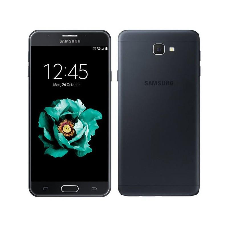 t l phone portable samsung galaxy j7 prime 4g double sim noir sim offerte. Black Bedroom Furniture Sets. Home Design Ideas