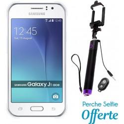 Téléphone Portable Samsung Galaxy J1 Ace / Double SIM + SIM Offerte