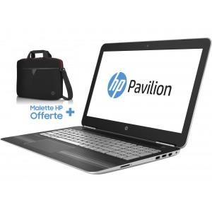Pc portable HP Pavilion 15-bc003nf / i7 6è Gén / 16 Go + Malette HP Offerte